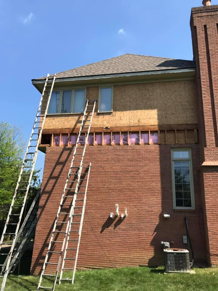 Rochester Hills Siding Repairs